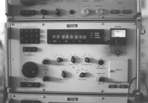 Panel till mätinstrument