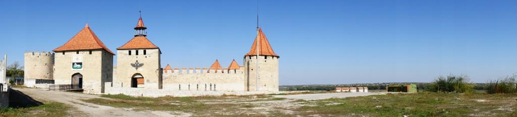 Fästning - exteriör