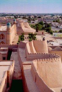 Fästningsmur