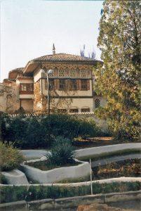 Bachtji Saraj var säte för Krimtatarernas härskare sedan 1500-talet. (foto: Torgny Hinnemo)