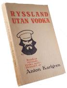 "Bokomslag ""Ryssland utan vodka"""