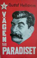 Bokomslag med Stalin